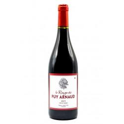 Le Rouge de Puy Arnaud...