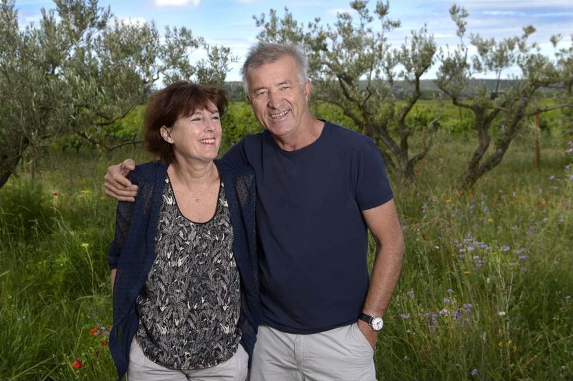 Domaine Rouge Garance - Claudie et Bertrand Cortellini